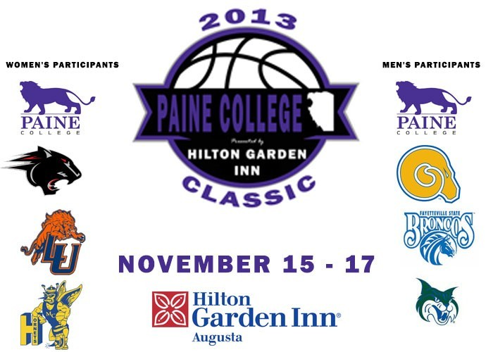 Paine College Classic Presented By The Hilton Garden Inn Paine