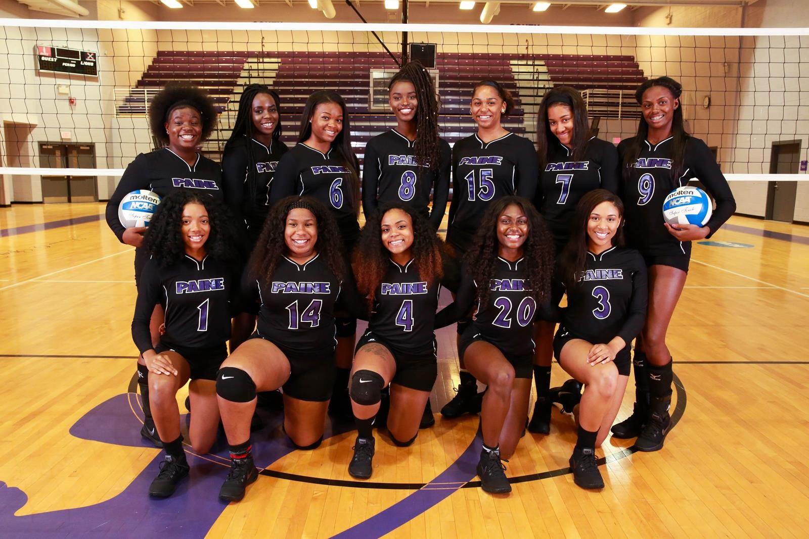 2017 Women S Volleyball Roster Paine College Athletics