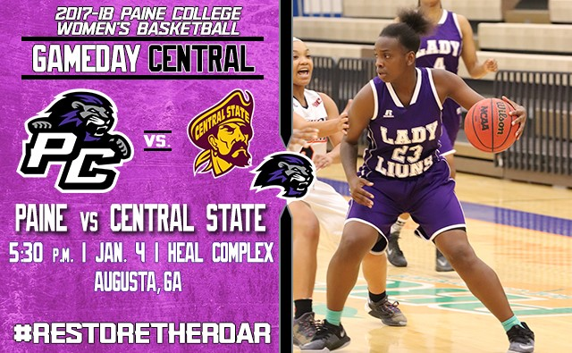 Gameday Central: PC vs. Central State Women's Basketball ...